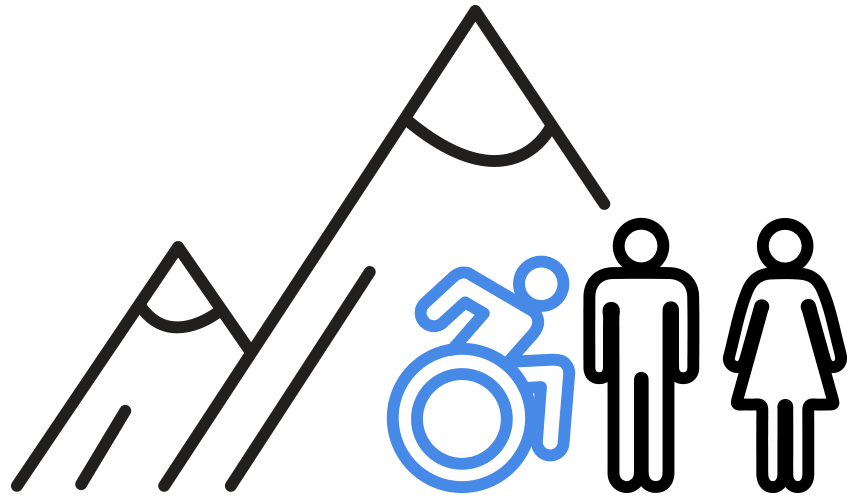 Explore without limits icon